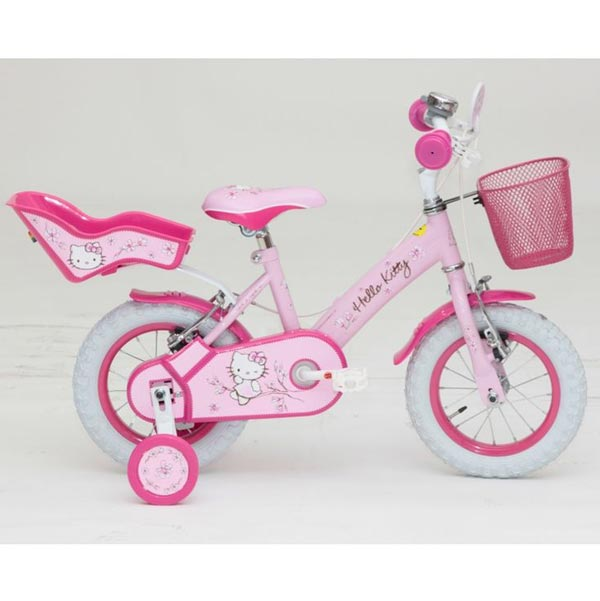 Ironway - Bicicleta copii Hello Kitty Romantic 12