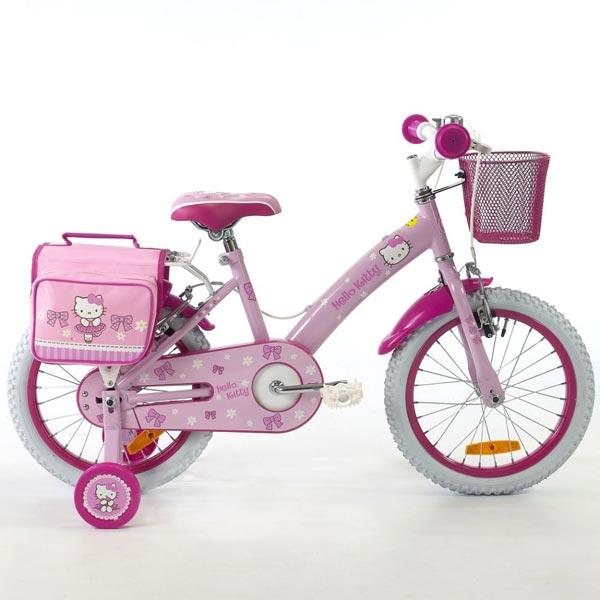 Ironway - Bicicleta copii Hello Kitty Ballet 16
