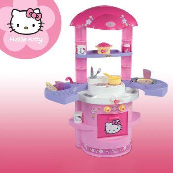 Simba Toys - Prima mea bucătărie Hello Kitty