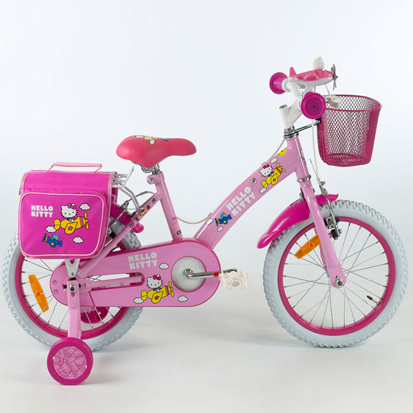 Ironway - Bicicleta Hello Kitty Airplane 16
