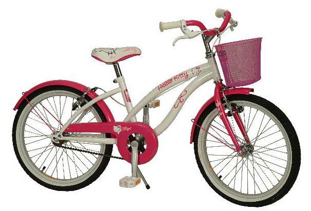 Yakari - Bicicleta Hello Kitty 16