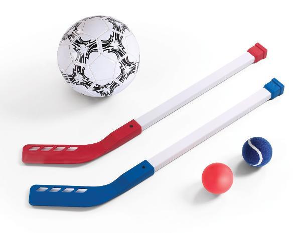 Step2 - Set Hockey/Fotbal