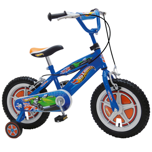 Stamp - Bicicleta hot wheels 14