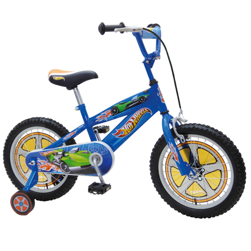 Stamp - Bicicleta hot wheels 16