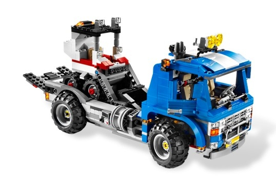 Lego - Creator Jeep Power
