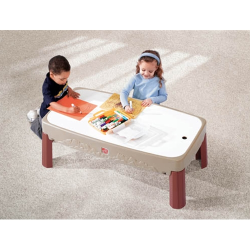 Step2 - Joc trenulet Deluxe Action Train Table With Lid