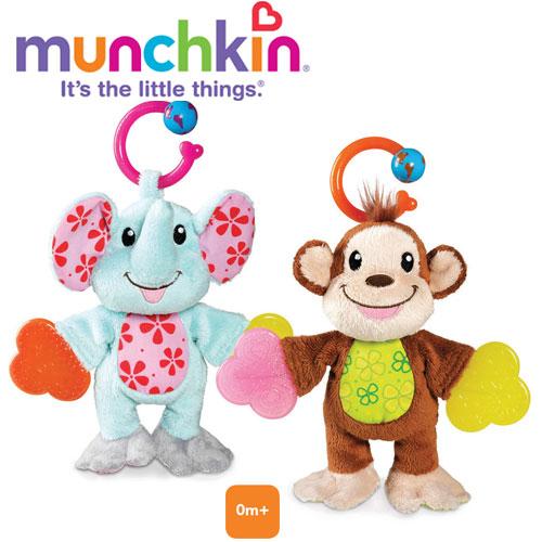 Munchkin - Jucarie dentitie animalute