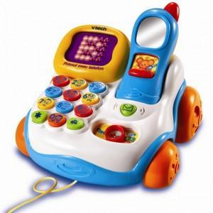 Vtech - Primul telefon in limba romana