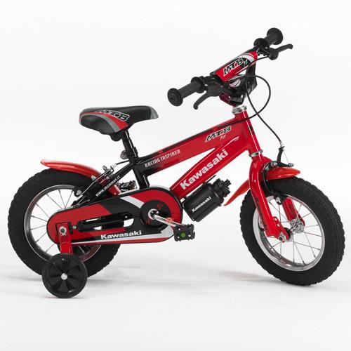 Ironway - Bicicleta Kawasaki 12