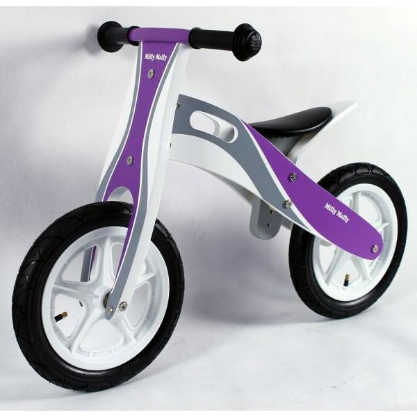 Milly Mally - Bicicleta fara pedale King 12