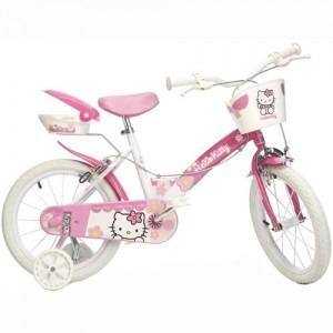 Dino Bykes - Bicicleta Hello Kitty 14 inch