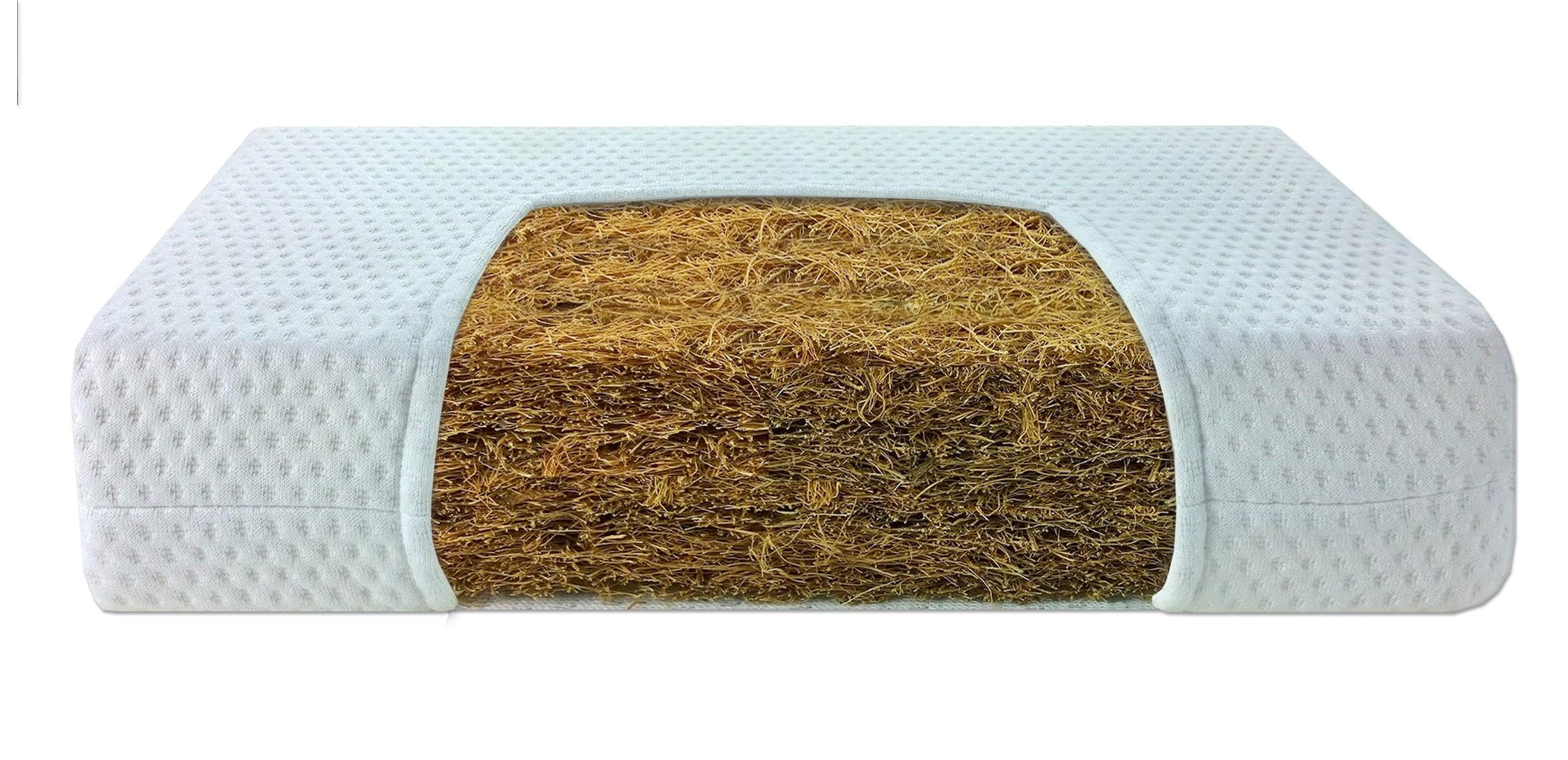 Fiki Miki - Saltea fibra de cocos Integral Komfort 120x60x5 cm