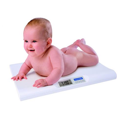 Lanaform - Cantar electronic pentru bebelusi
