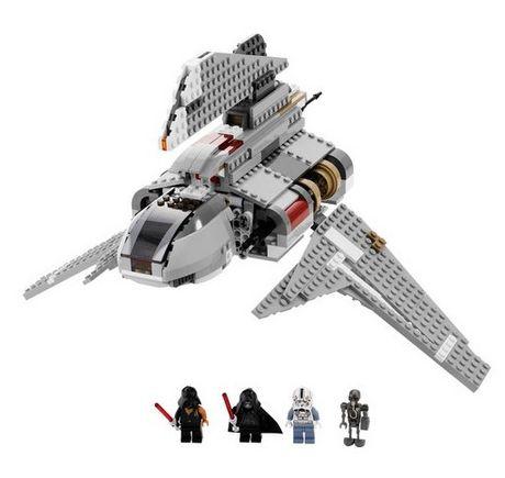 Lego Star Wars Nava Imparatului Palpantine