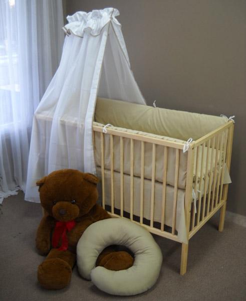 Deseda - Lenjerie patut copii Ursuletul Fericit 140x70 cm