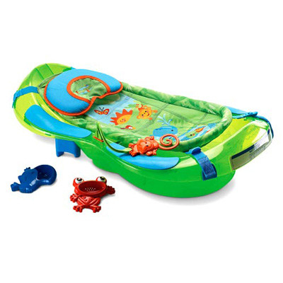 Fisher Price - Cadita Multifunctionala Rainforest