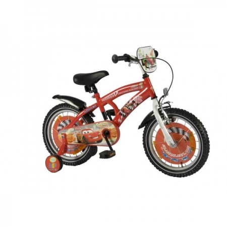 EL Cycles - Bicicleta Disney Cars 16