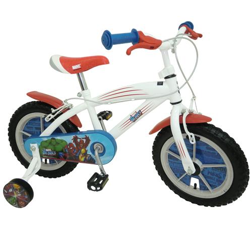 Stamp - Bicicleta Marvel Heroes 14