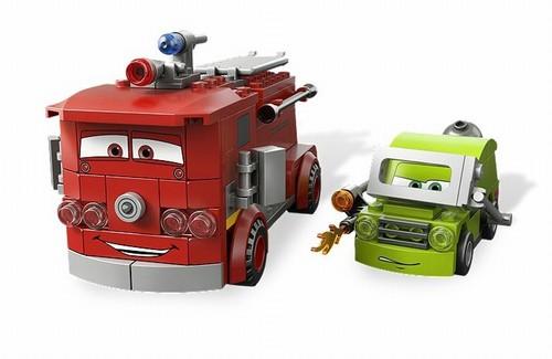 Lego - Duplo masina de pompieri