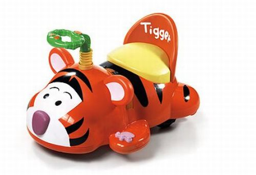 Hauck - Masinuta Tiger Elektro-Auto Pooh Toys