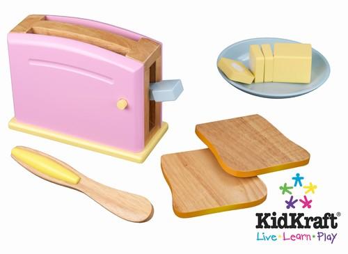 Kid Kraft - Set mic dejun