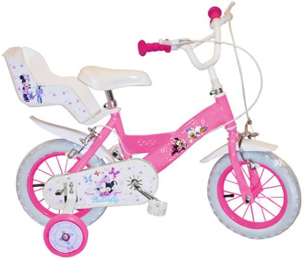 """Toim - Bicicleta 12"""" Mickey Mouse Club House"""