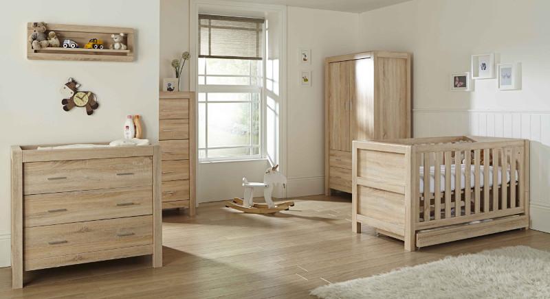 Tutti Bambini - Set mobilier Milan Reclaimed