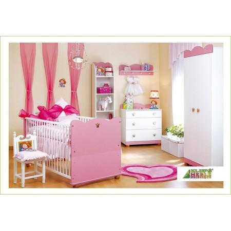 Klups - Mobilier camera copii  Prince/Princess