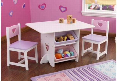 Kid Kraft - Set 2 scaune si masa