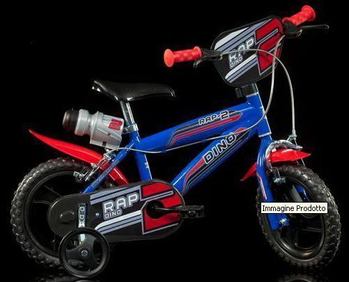 Dino Bikes - Bicicleta serie MTB 12