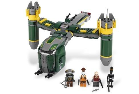 Lego - Star Wars Nava de lupta Bounty Hunter