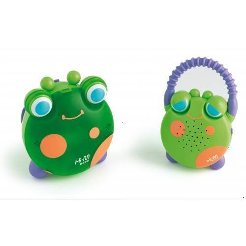 Nuvita - Interfon baby monitor tip broscuta