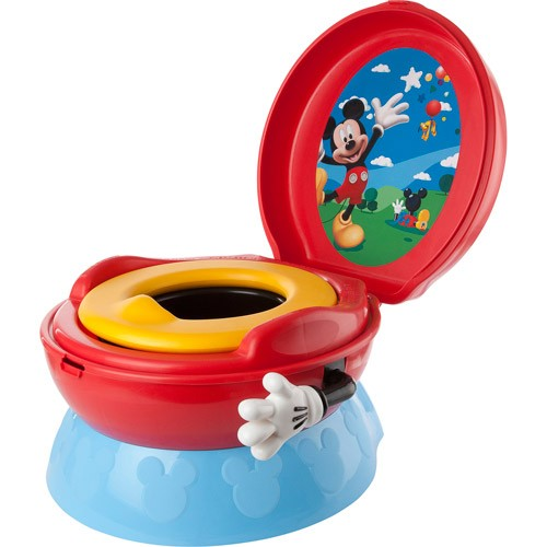 The First Years - Olita multifunctionala 3 in 1 Mickey Mouse