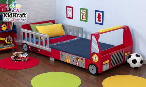 Kid Kraft - Pat Fire Truck