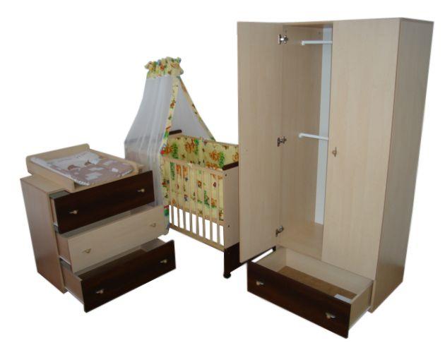 Klups - Mobilier camera copii  Paula venghe
