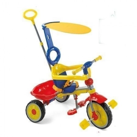 Plebani - Tricicleta 3 in 1 Pegaso