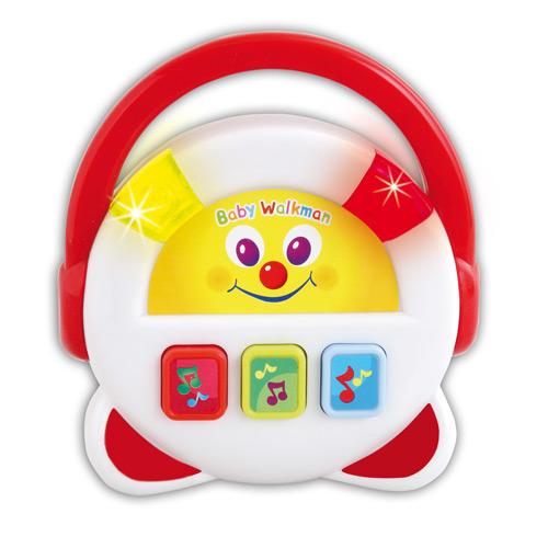 Piccino Piccio - Baby Walkman