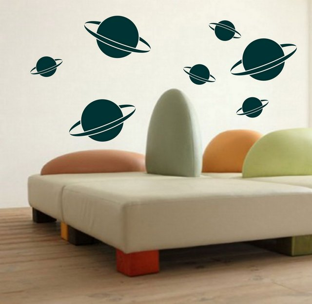 Sticker Planete