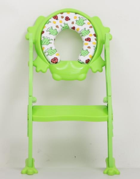 Cangaroo - Reductor de toaleta cu scarita