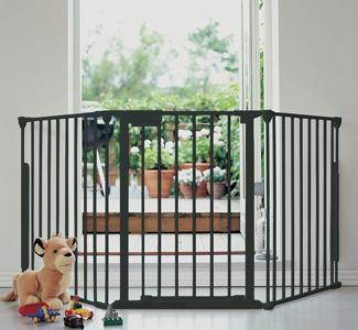 Baby Dan - Poarta de siguranta reglabila Flex 3