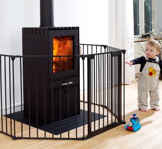 Baby Dan - Poarta de siguranta reglabila Flex 5