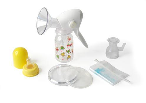 Reer - Pompa manuala pentru sani Elanee Mamivac Easy