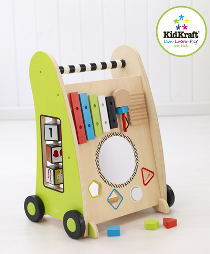 Kid Kraft - Premergator multifunctional Push Play