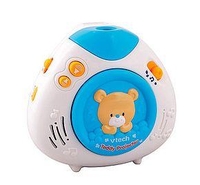 Vtech - Proiector bebe albastru