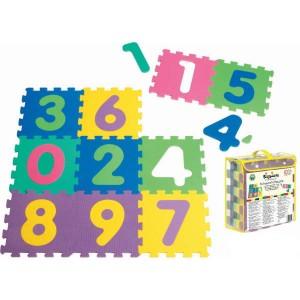Playshoes - Covor de joaca Puzzle Cifre