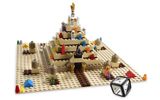 Lego - Games Piramida lui Ramses