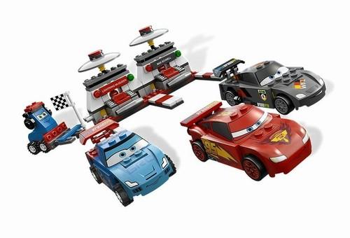 Lego - Duplo Ultimate Race