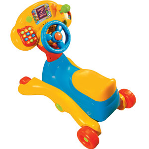 Vtech - Rider interactiv 3 in 1