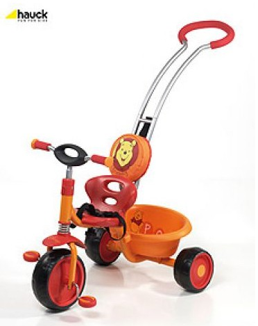 Hauck - Tricicleta MTX Prema Winnie the Pooh
