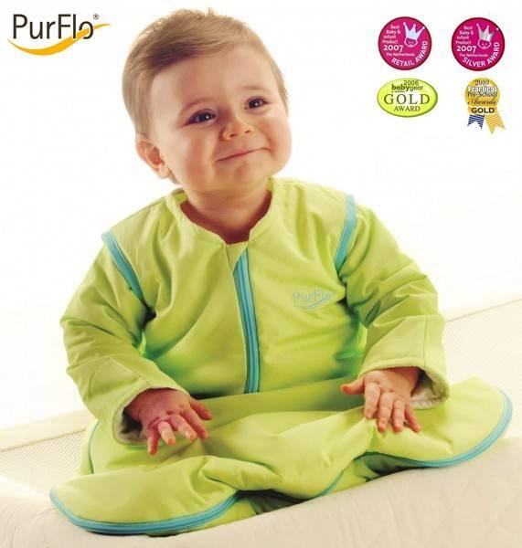 PurFlo - Sac de dormit 0-3 luni